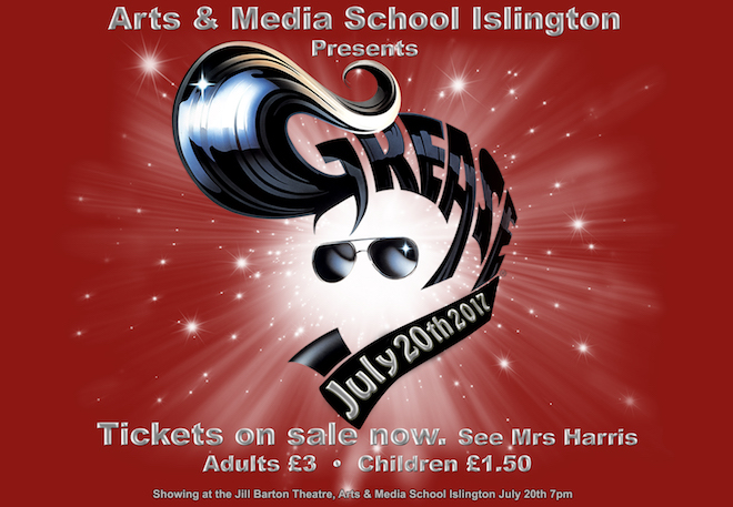 AMSI Production of Grease!