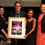 Sir Matthew Bourne praises school's commitment to creativity