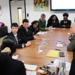 Labour Leader praises students' Active Citizenship