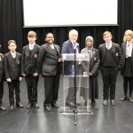 Careers talk from Alistair Stewart OBE